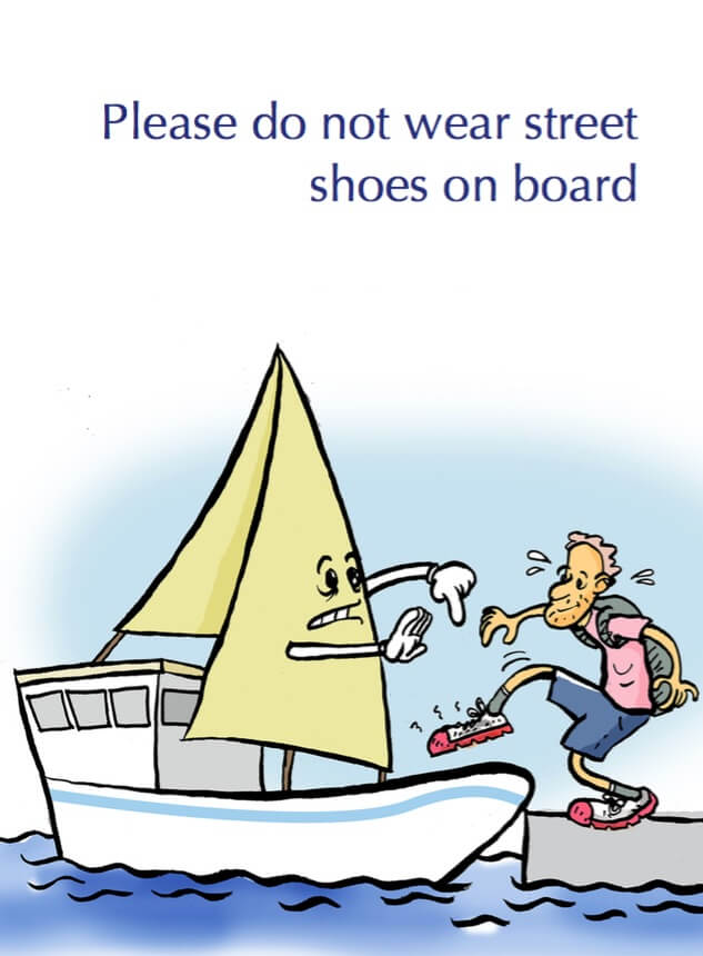 things to remember on yachts