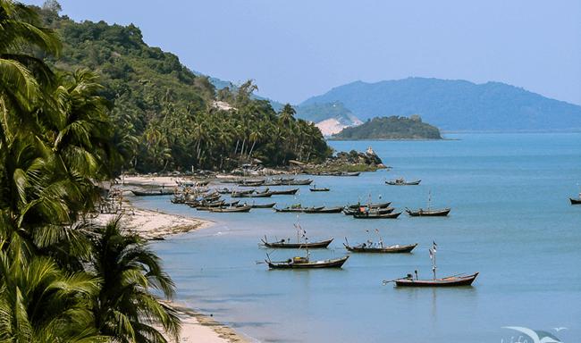 beaches in myanmar 4