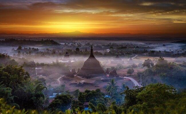 tourist attractions in myanmar 5