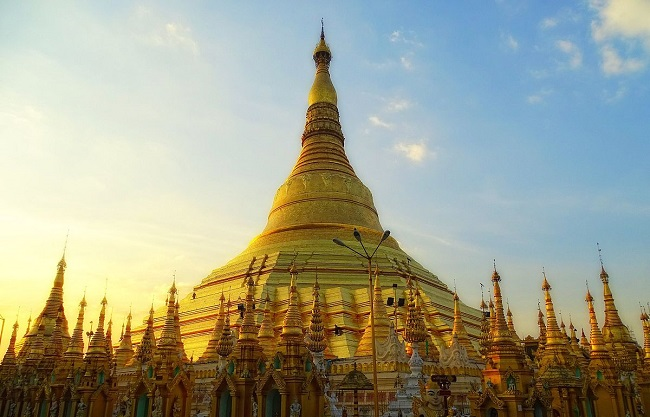 Places to Show your Photographic passion on Cruise in Myanmar 8