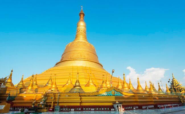 tourist attractions in myanmar 10
