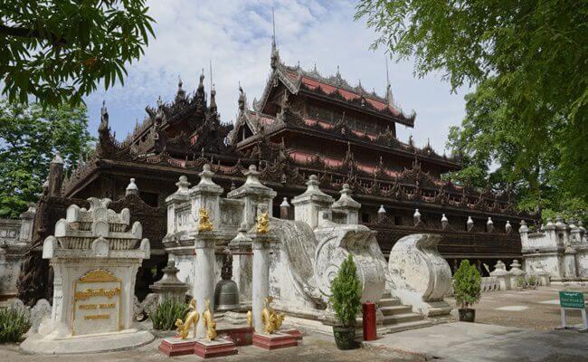 tourist attractions in myanmar 9