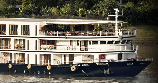 Suggestion of Best Ships for Sailing on Chindwin, Myanmar 7