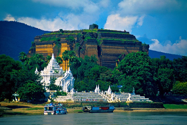 Places to Show your Photographic passion on Cruise in Myanmar
