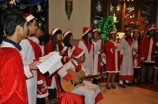 myanmar christmas