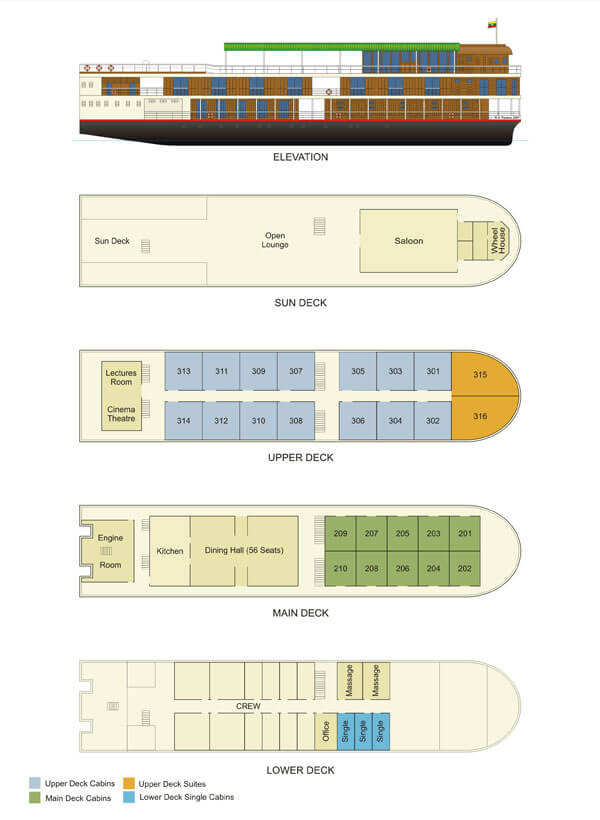 rv paukan 2007 deck plan