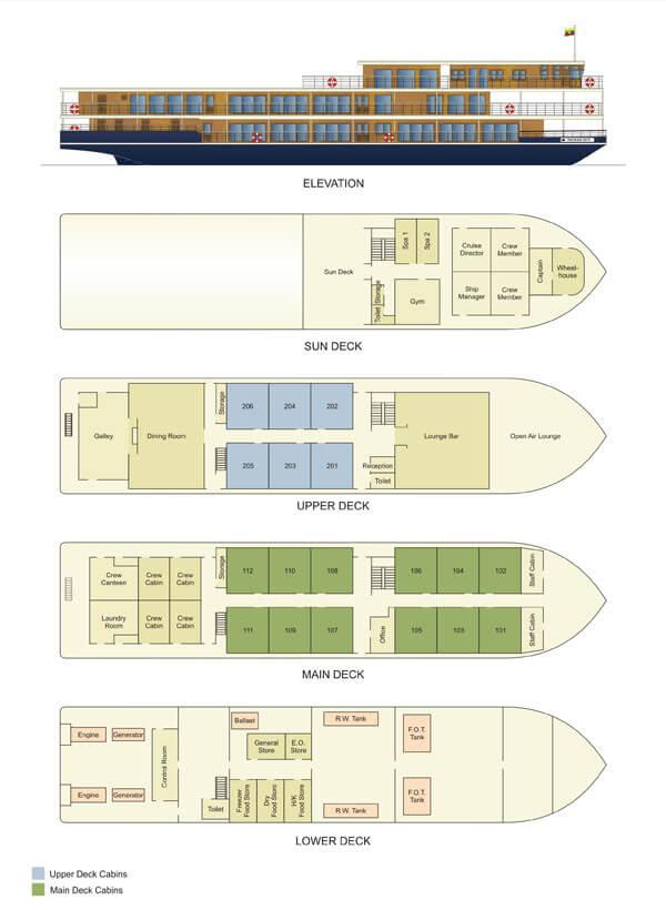 rv paukan 2015 deck plan